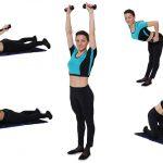 Foto: 6 exerciții pentru prevenirea scoliozei!