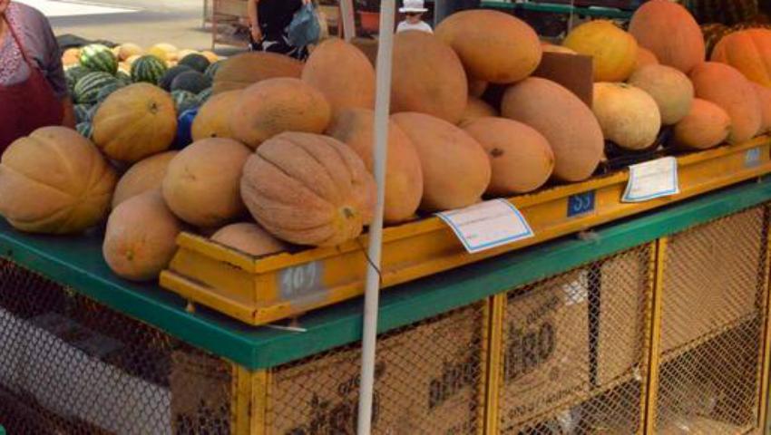Foto: Pepenii galbeni din pieţele Capitalei, cu un nivel de nitraţi cu mult peste norme!