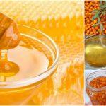 Foto: Cătină cu miere de albine, reţeta miraculoasă pentru 45 de boli