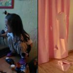 Foto: Dacă tace, face! Poze în care părinţii şi-au surprins odraslele poznaşe