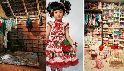 Cum arată camera copiilor în diferite ţări ale lumii! Proiect foto