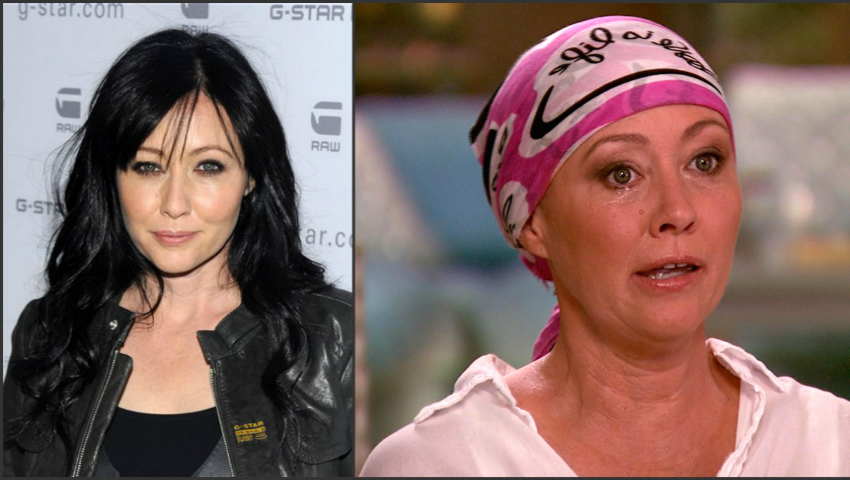 Foto: Tragedie pentru actriţa din Beverly Hills! Cancerul s-a extins la alte organe