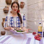 Foto: Pește la cuptor, rețeta delicioasă a Olesei Talpă