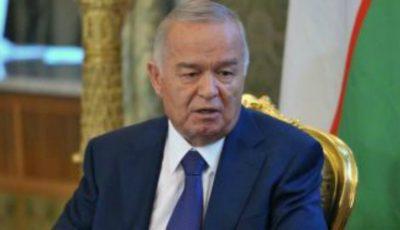 Preşedintele Uzbekistanului, grav bolnav după ce a suferit un accident vascular cerebral!