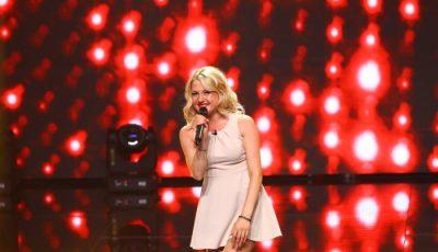Carla's Dreams nu i-a dat o șansă moldovencei Vera Țurcanu la X Factor
