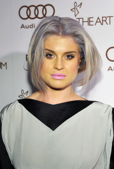 LOS ANGELES, CA - JANUARY 14:  TV Personality Kelly Osbourne arrives at Audi presents The Art of Elysium's 5th annual HEAVEN at Union Station on January 14, 2012 in Los Angeles, California.  (Photo by John Shearer/Getty Images for Art of Elysium)