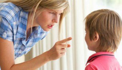 Cum îţi disciplinezi copilul fără să strigi la el! 9 metode de succes