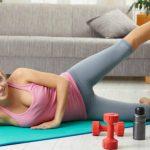 Foto: Antrenează-ți mușchii coapsei și cei abdominali
