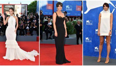 Cum s-au îmbrăcat actrițele la Festivalul de Film de la Veneția