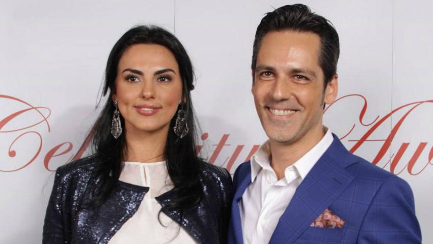 Foto: Ștefan Bănică Jr. și-a cerut iubita în căsătorie!