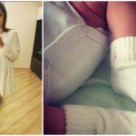 Foto: Cum o cheamă pe fiica Feliciei Sîrbu! Află primele detalii de după naștere