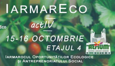 IarmarEco își deschide porțile pentru cea de-a patra ediție