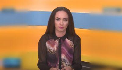 Lucia Roșca prezintă știrile la un alt post de televiziune!