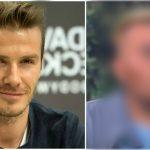 Foto: Un tânăr a cheltuit 26.000 de dolari ca să arate ca David Beckham. Rezultatul e penibil