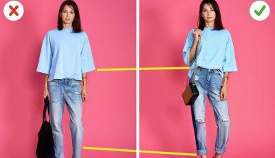Cum să te îmbraci ca să pari mai înaltă! 6 trucuri