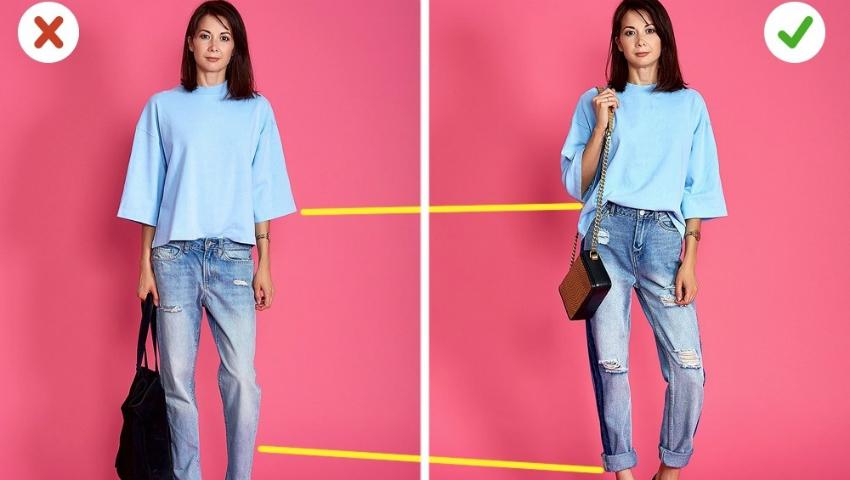 Foto: Cum să te îmbraci ca să pari mai înaltă! 6 trucuri