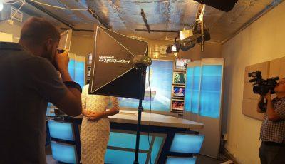 Pro TV-ul are o nouă prezentatoare de știri