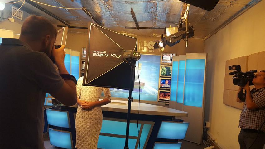 Foto: Pro TV-ul are o nouă prezentatoare de știri