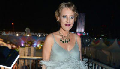 Ksenia Sobchak a confirmat că e însărcinată!