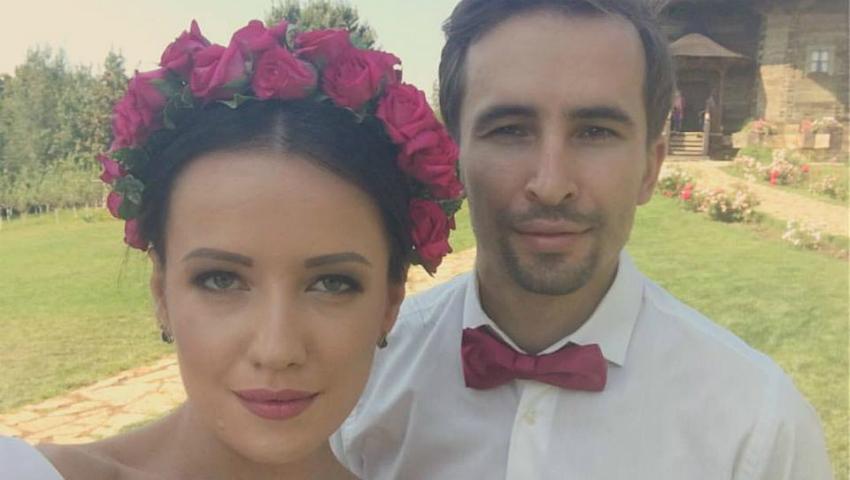 Foto: La doi ani de la căsătorie, Elena Băncilă s-a cununat! Iată motivul