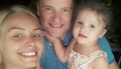 Fiica lui Marcel Și Kornelia Ștefăneț merge la grădiniță!