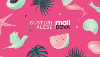 "Shopping MallDova susține brandurile autohone la ""Din inimă Moldova Fashion Days"""