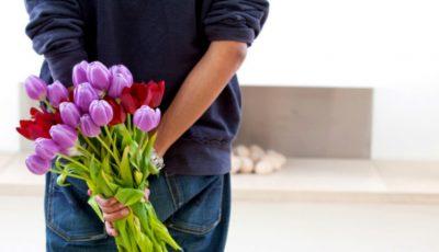 Ce spune numărul florilor dintr-un buchet