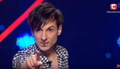 Sasha Bognibov a ajuns la X Factor Ucraina. Mai nu s-a luat la bătaie cu jurații