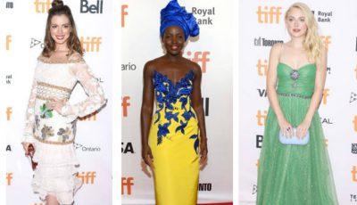 Cum s-au îmbrăcat vedetele la Festivalul de Film de la Toronto!