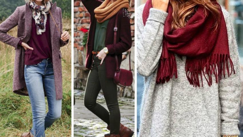 Foto: 7 culori care sunt la modă toamna asta