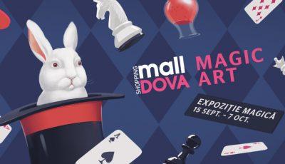 """""""Magic Art"""" aduce minunile la Shopping MallDova"""