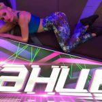 """Foto: Moldoveanca Olesea Nespeac, despre show-ul """"Танцы"""": """"Judecând după primul casting, am toate șansele să câștig"""""""