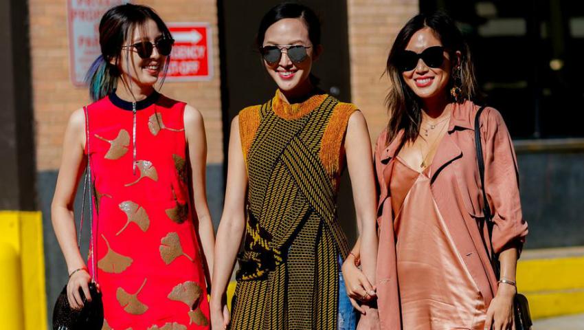 Foto: Ținute de la New York Fashion Week care te vor inspira!
