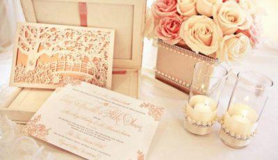 Reguli de etichetă pentru invitațiile de nuntă