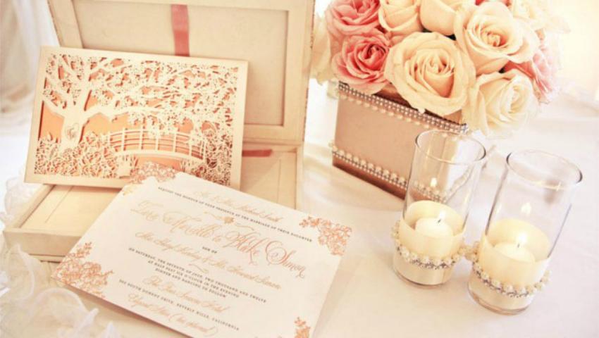 Foto: Reguli de etichetă pentru invitațiile de nuntă