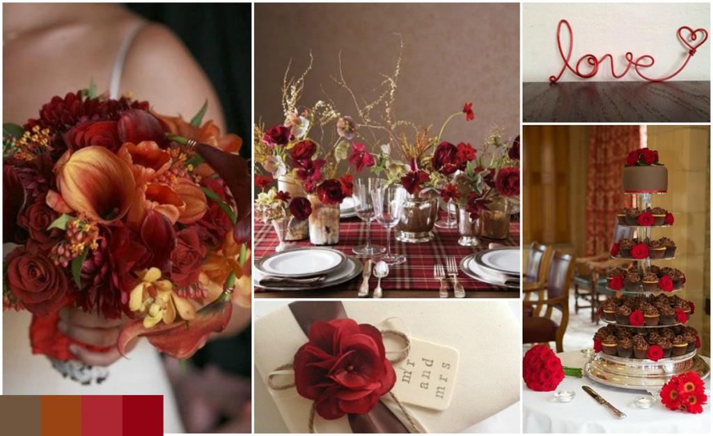 nunta-culori-rosu-maro