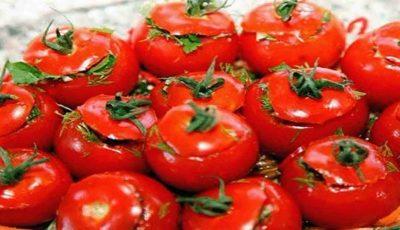 Roșii marinate cu usturoi în stil armenesc – o rețetă de conservare a roșiilor!