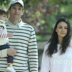 Foto: Mila Kunis a aflat sexul celui de-al doilea copil!