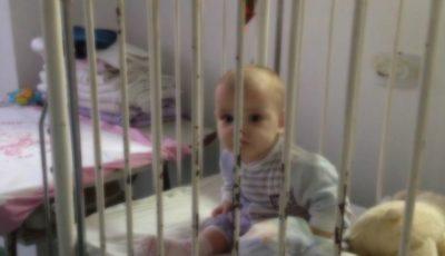 Dezvăluirile cutremurătoare ale unei mame, despre cum este să te afli internată cu copilul într-un spital din Moldova!