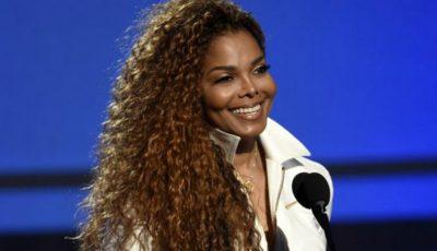 Prima poză cu Janet Jackson, însărcinată la 50 de ani!