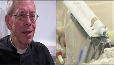 Premieră medicală! Un pacient şi-a recăpătat complet vederea după ce a fost operat la ochi cu ajutorul unui minirobot! Video