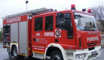 Incendiu la o grădiniţă din Capitală! Copiilor le-a fost interzis să acceadă în local