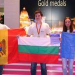 Foto: Demni de înaltă apreciere! Elevii moldoveni au obţinut medalia de aur la Olimpiada Balcanică de Informatică