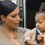 Foto: Kim Kardashian refuză să-şi înscrie copilul la şcoală! Află motivul