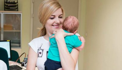 Mariana Mihăilă şi-a arătat pentru prima dată băieţelul!