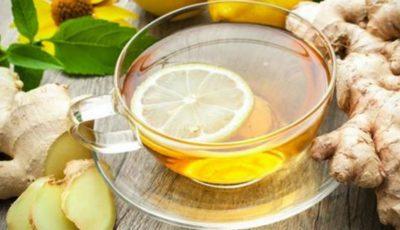 Ceaiul natural care te scapă de răceală și febră