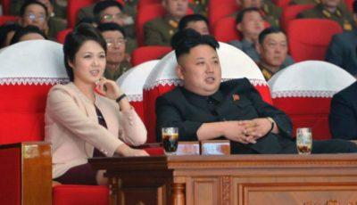 Unde a dispărut soția dictatorului Kim Jong-un?