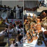 Foto: Cum sărbătoresc moldovenii Ziua Naţională a Vinului! Poze din PMAN