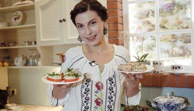 Reinventează salata de vânătă: două rețete care îți lasă gura apă
