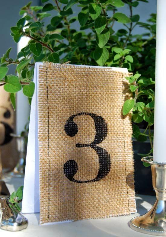 diy_wedding_table_numbers_on_burlap_9b